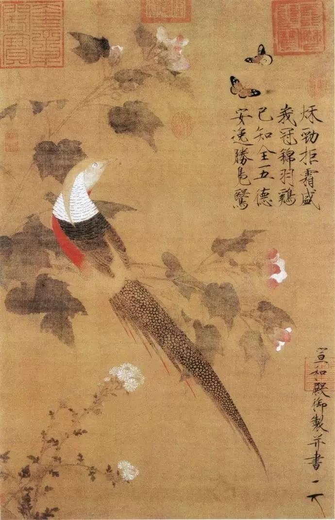 中国历代名家画鸡 大吉大利!