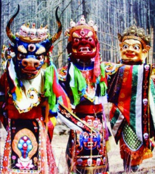 巫文化和道教音乐的发展演变