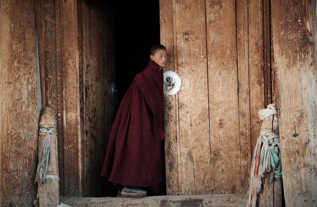 一位法师的动人分享:当我踏入了寺院的山门
