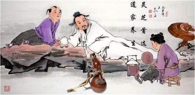 道医养生笔记丨寒露:白露垂珠滴秋月,顾护肺气防过敏
