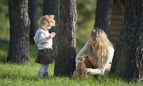 母亲的素质将决定孩子的一生