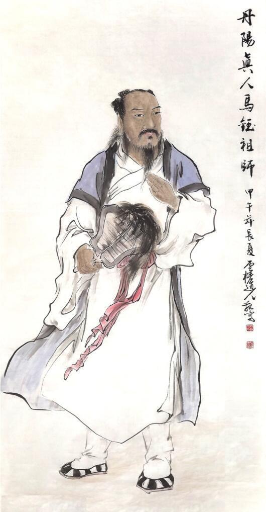 39、王重阳与全真教:马丹阳是王重阳祖师第一个度化的人