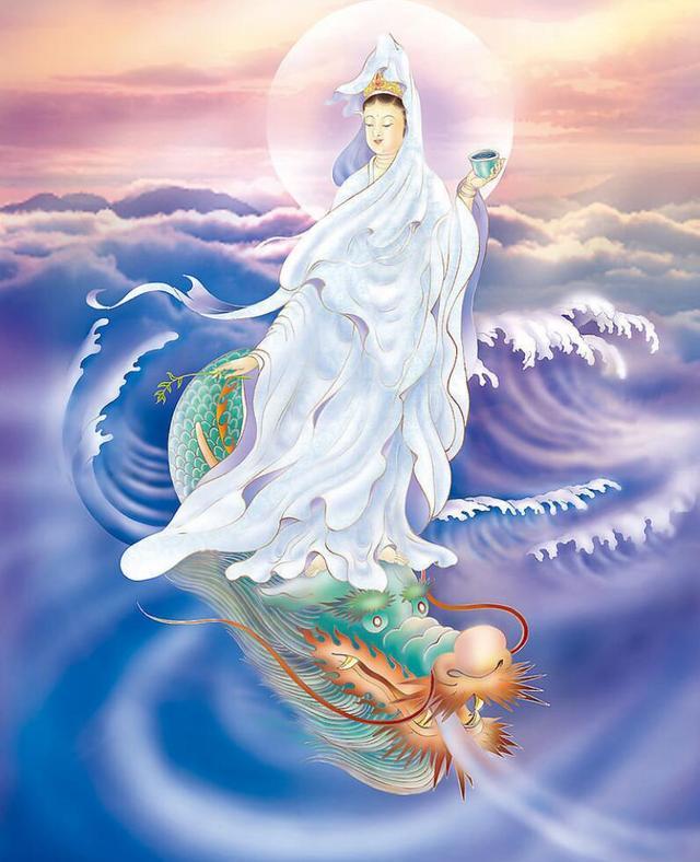 观音菩萨成道日特辑:那些年祈请观音菩萨而得感应的高僧们