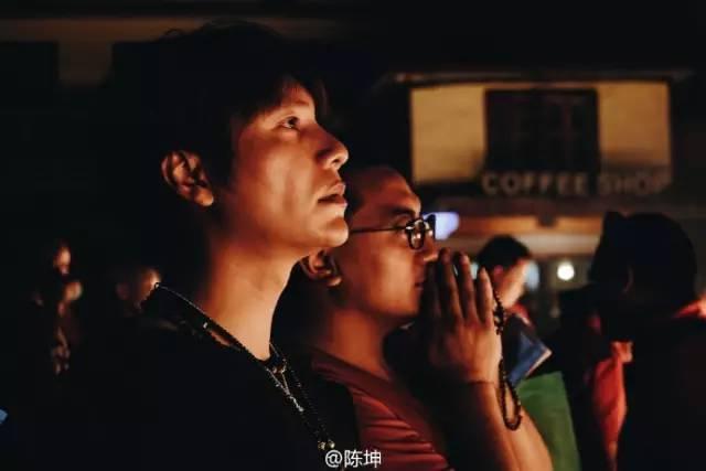 演员陈坤:我每天都读《金刚经》