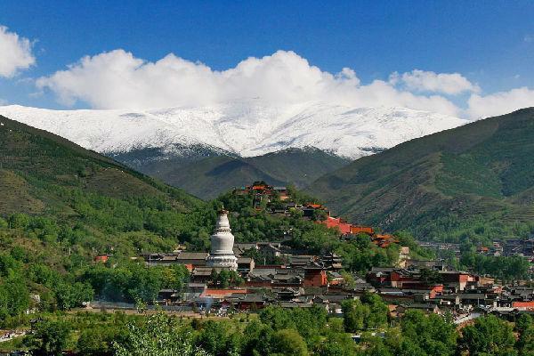 佛教传入五台山的真正历史