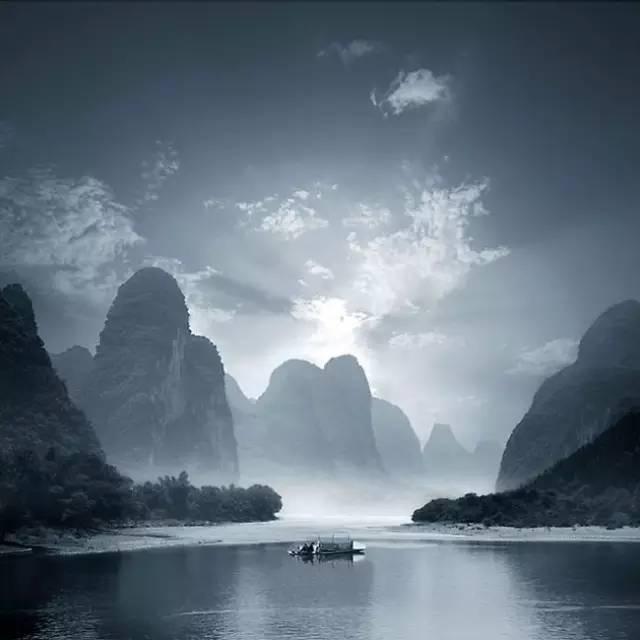 水墨中国 美到令人窒息!