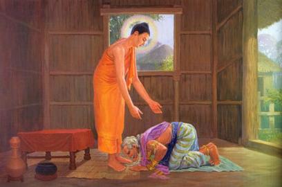 佛教徒应该寻找什么样的人做偶像?