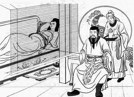 古装卡通皇帝图片