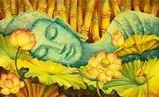 梦参长老:佛前供养一朵花的功德,你知道有多大吗?