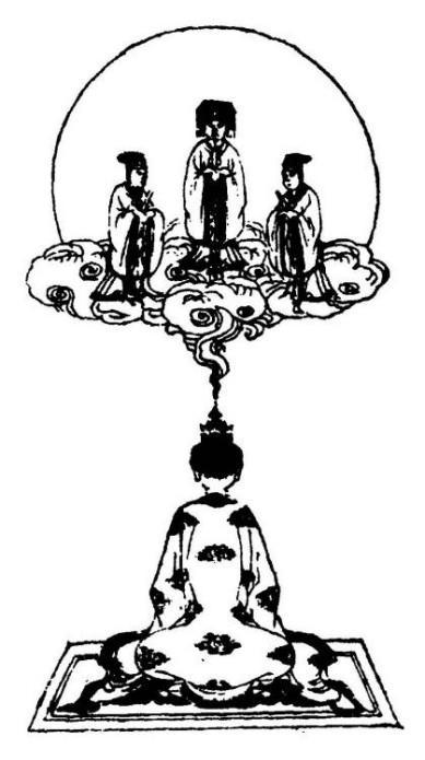 存神——道教上清派精妙法诀