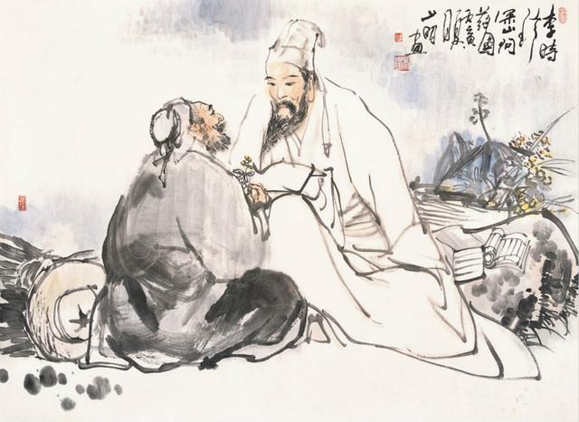 中国古代的这些文人为何较常人的寿命要长?