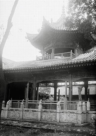 悠悠古庙 神灵居焉:西安都城隍庙历代修治考