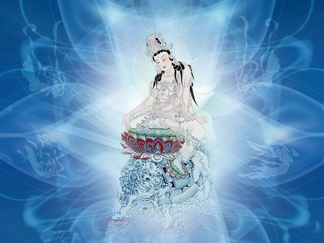 观自在菩萨和观世音菩萨是同一个菩萨吗?