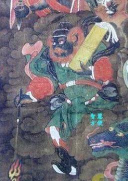 雷斋月:化形十方,普佑如意;祈晴祷雨,风调雨顺