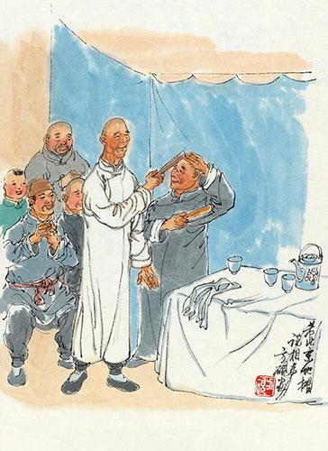 古都遗韵 老北京的民俗与游戏