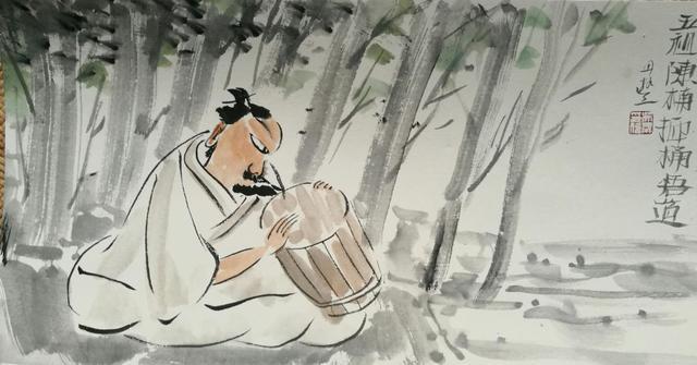 云舟道游记丨访佛宗道源天台山:古观听风雨,看破一枝梅
