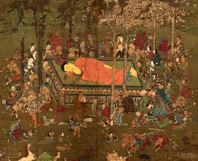 佛陀涅槃后经荼毗 高僧圆寂后如何安葬?