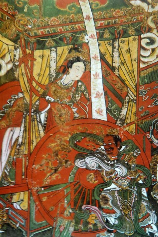 从地母到后土皇地祇:职掌阴阳、生育万物的女神
