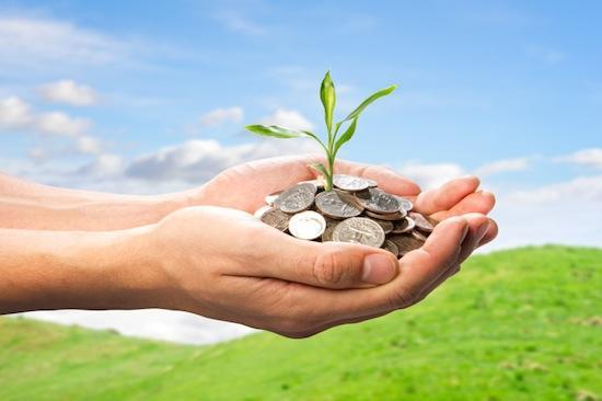 花的是别人的钱 但损的是自己的福报