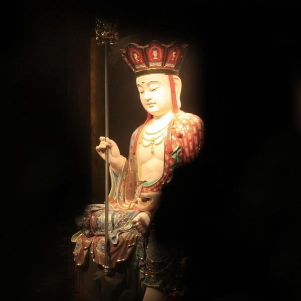 梦参长老:地藏菩萨能令我们的善根不坏