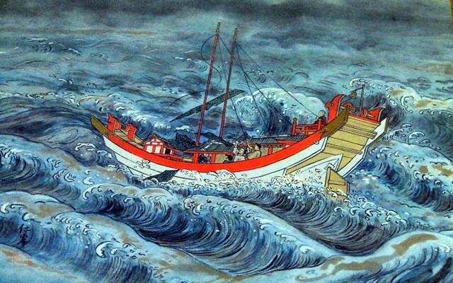 《庄子》旅居日本那些年发生的故事