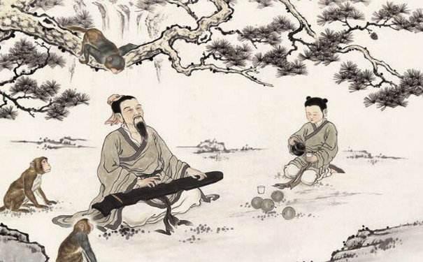 清风佐鸣琴,寂寞道为贵丨道教与古琴的关系