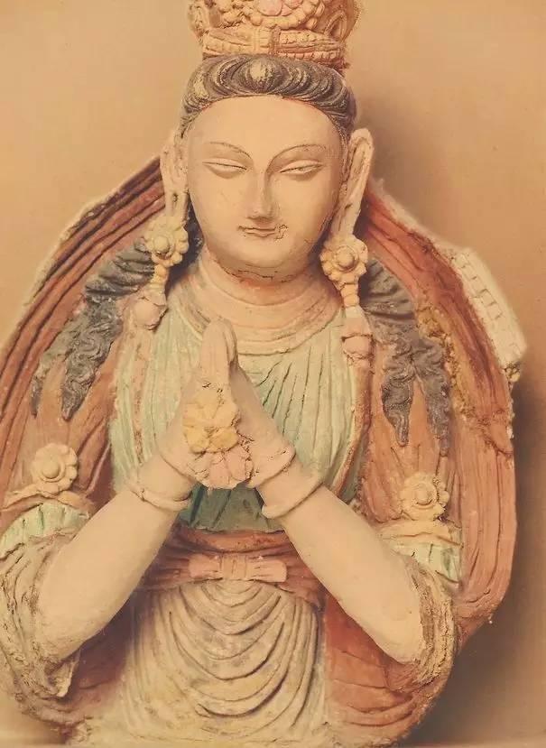 100年前被盗走的佛教造像