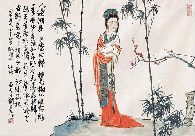 20年的魂牵梦萦:姜夔与勾栏姐妹的柏拉图之恋