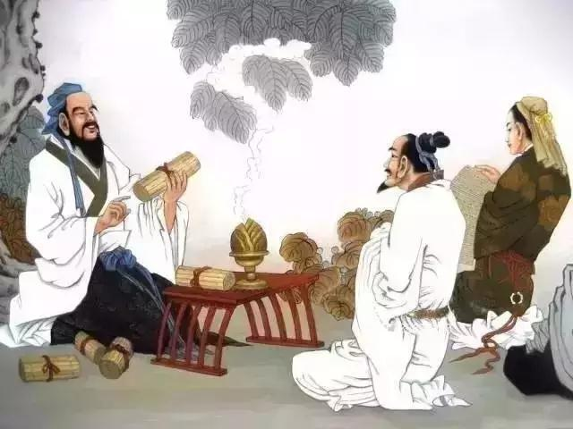 孔仲尼是如何修炼成快乐达人孔圣人的?