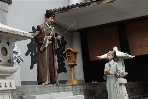 刘一明祖师传丨道是无缘却有缘之正道直行的求学岁月