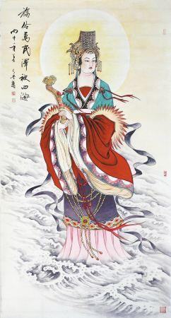 """中华道学百问丨道教供奉的""""妈祖""""是谁?"""