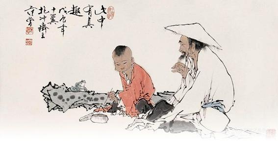 古代10大父子对话场景:满满的都是智慧!
