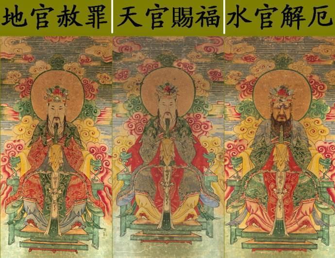 七月初一鬼门开丨从三大鬼节的由来看鬼节的本质