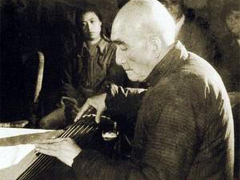 忆故人:怀念我的古琴老师吴景略先生
