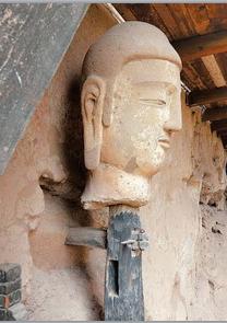 到水帘洞去 看世界最大露天浮雕大佛!