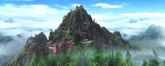 自古名山多僧占(资料图)