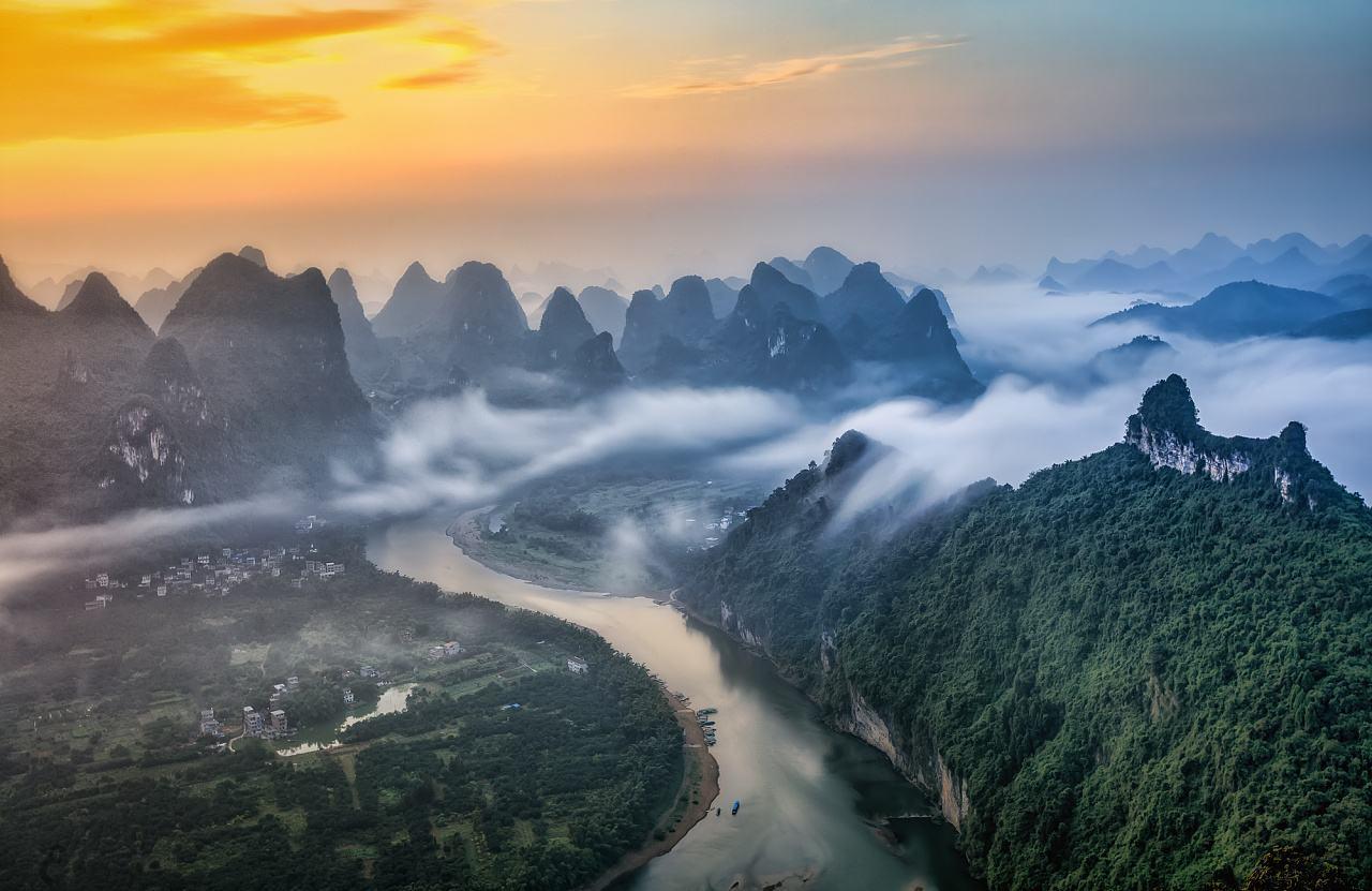 青城宝仙五洞天 生态物种聚宝地