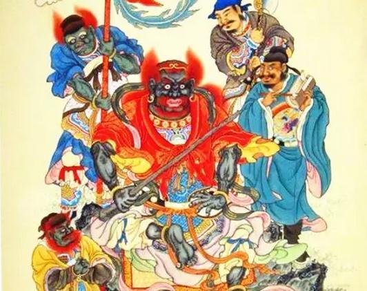 佛门中专职管理吃货的菩萨是哪位?