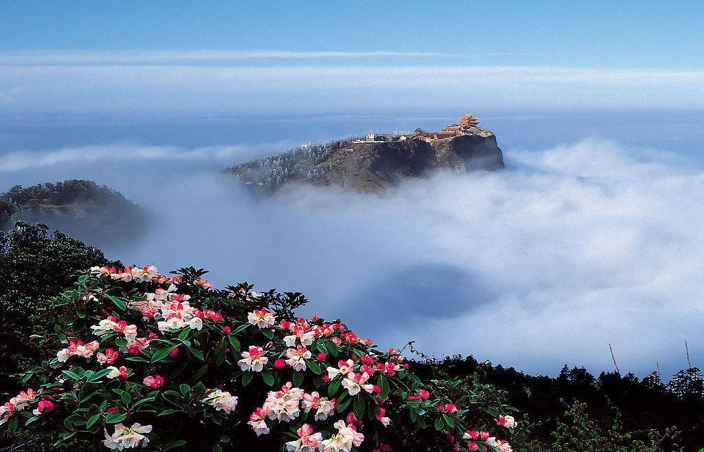 李远国教授 道教的洞天福地与生态文明