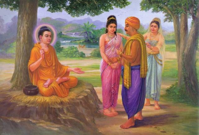 佛陀开示:夫妻间的礼节和义务_儒释道频道_腾讯网 - 自由百姓 - 我的博客