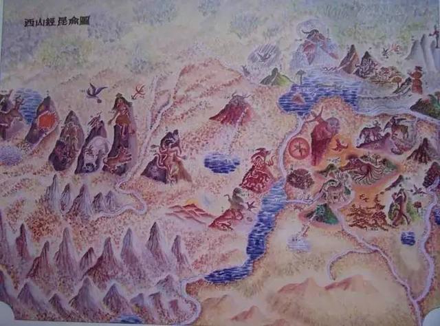 为什么每个仙侠小说里都有一个昆仑山?