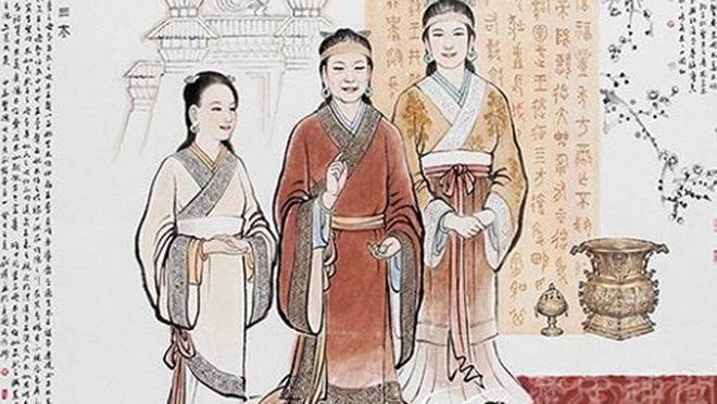 家有贤妻太重要:三位贤妇成全周朝千年基业