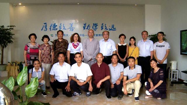 重庆佛学院向居士及社会推广 终身学习
