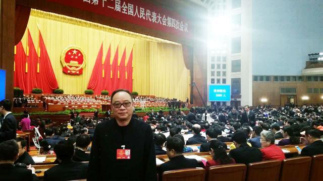 专访张金涛:誓愿宏深建设祖庭 为道教发展把脉