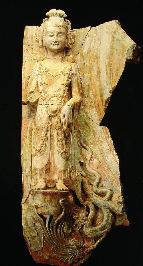 青州龙兴寺佛像:微笑千年 接引众生