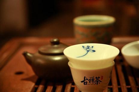 禅茶一味:品茶如品人