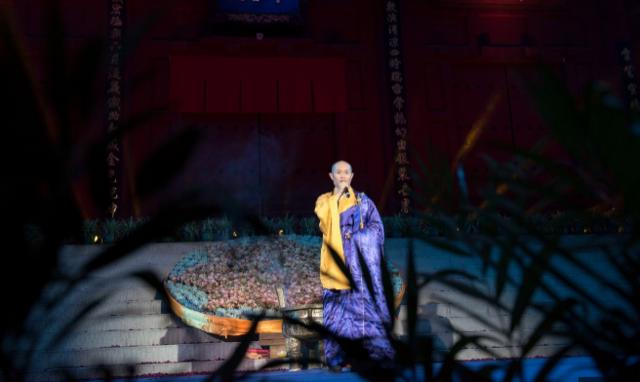 清凉圣境五台山竹林寺《华严颂》音乐会祈福家国安康