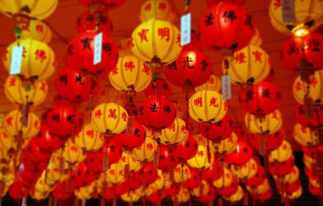 元宵节张灯曾是佛家的专利