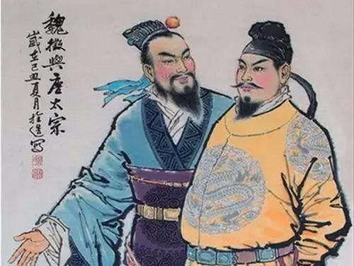 """魏征给李世民的识人建议:""""八观""""""""八验"""""""