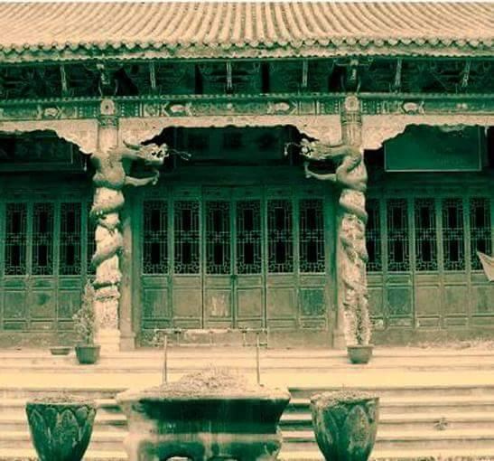 这是一座供奉张鲁天师女儿的庙!